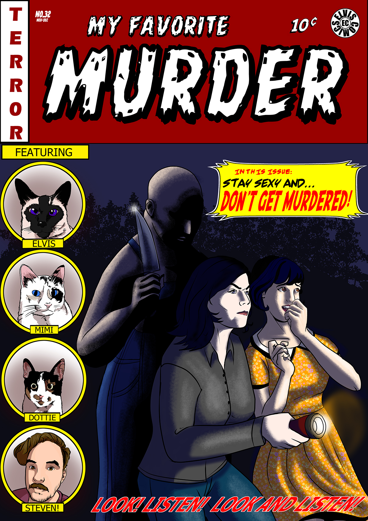 My Favorite Murder